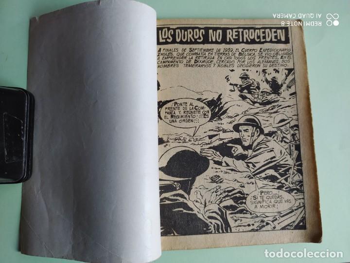 Tebeos: COMBATE 107 LOS DUROS NO RETROCEDEN 1962 FERMA CON KIM NOVAK - Foto 2 - 261632290