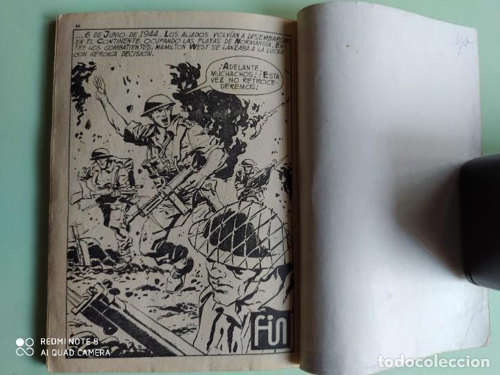 Tebeos: COMBATE 107 LOS DUROS NO RETROCEDEN 1962 FERMA CON KIM NOVAK - Foto 3 - 261632290