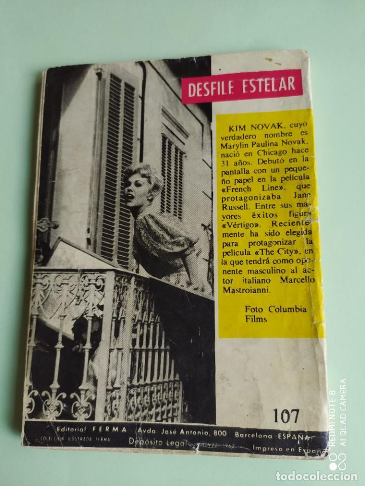 Tebeos: COMBATE 107 LOS DUROS NO RETROCEDEN 1962 FERMA CON KIM NOVAK - Foto 4 - 261632290