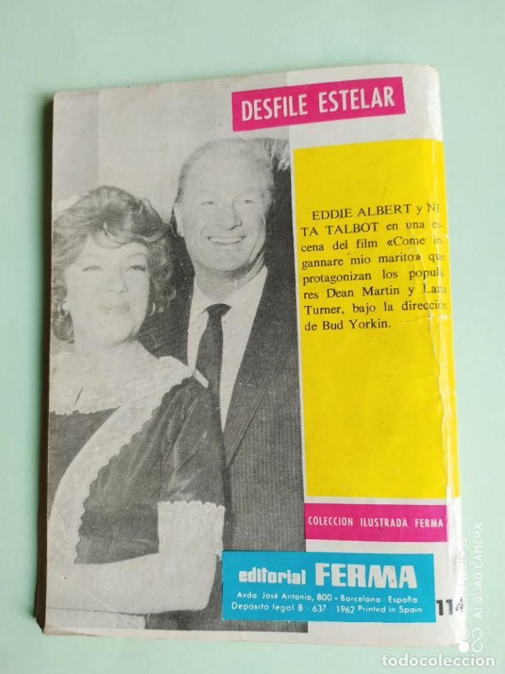 Tebeos: GRAN OESTE 114 FERMA TRAGICO MENSAJE 1962 PETER KARPA - Foto 4 - 261633995