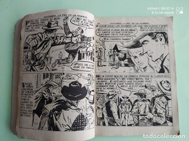 Tebeos: SENDAS SALVAJES 12 BUSCANDO LA PIEL DE UN HOMBRE FERMA 1962 - Foto 3 - 261635840