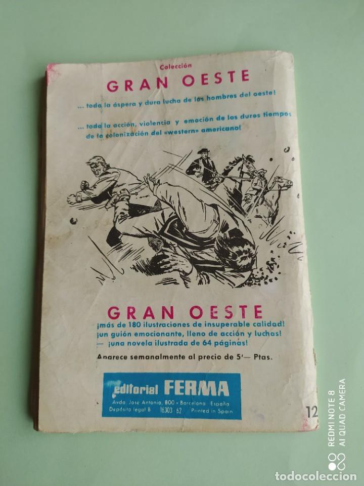Tebeos: SENDAS SALVAJES 12 BUSCANDO LA PIEL DE UN HOMBRE FERMA 1962 - Foto 5 - 261635840