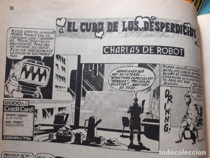 Tebeos: INFINITUM 2000- Nº 24 -LOS MEJORES CÓMICS DE CIENCIA FICCIÓN Y FANTASÍA-1981-BUENO-DIFÍCIL-LEA-4710 - Foto 5 - 262290395