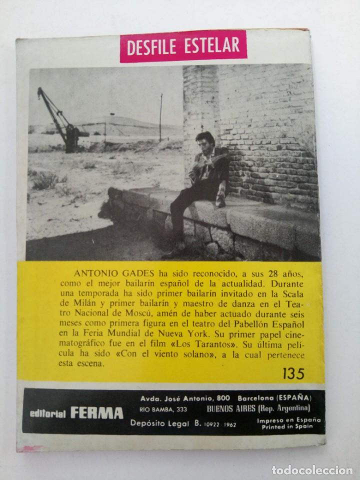 Tebeos: LOS HÉROES MUEREN SOLOS - COMBATE BLINDADO Nº 135 - EDITORIAL FERMA - Foto 3 - 262429495