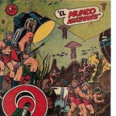 Tebeos: EL PODER INVISIBLE Nº 11 ORIGINAL, EL MUNDO ALUCINANTE, DE FERMA, BUEN ESTADO. Lote 262859875