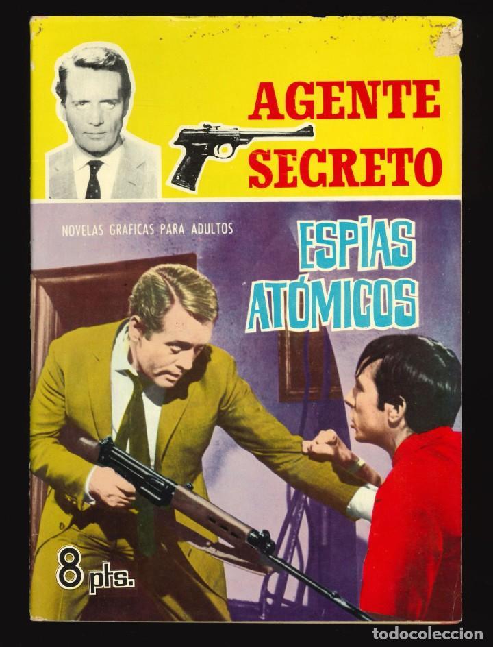 AGENTE SECRETO - FERMA / NÚMERO 3 (Tebeos y Comics - Ferma - Agente Secreto)