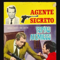 Tebeos: AGENTE SECRETO - FERMA / NÚMERO 3. Lote 263642735
