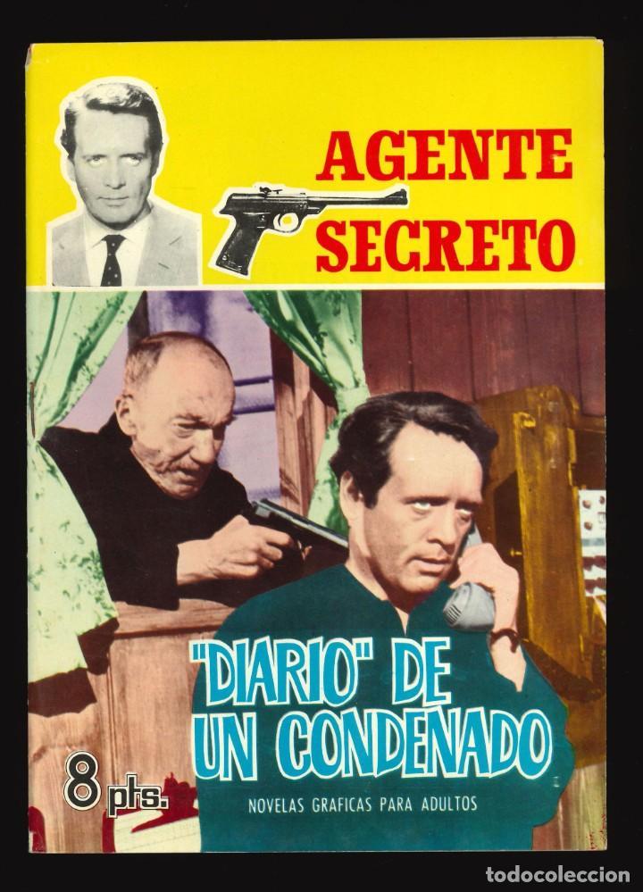 AGENTE SECRETO - FERMA / NÚMERO 6 (Tebeos y Comics - Ferma - Agente Secreto)