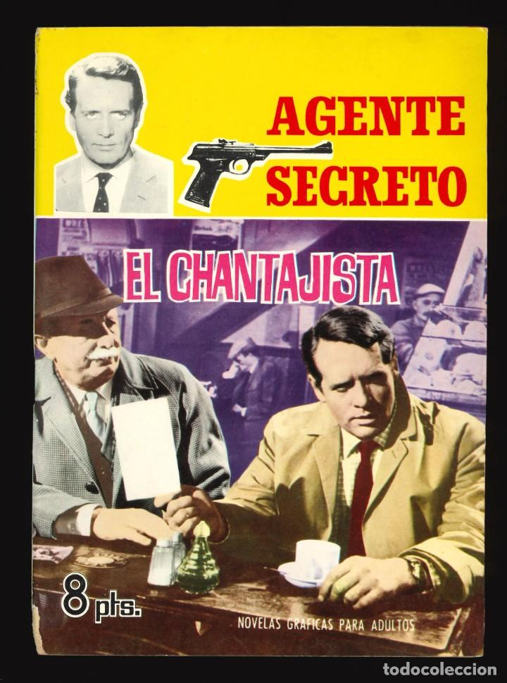 AGENTE SECRETO - FERMA / NÚMERO 7 (Tebeos y Comics - Ferma - Agente Secreto)