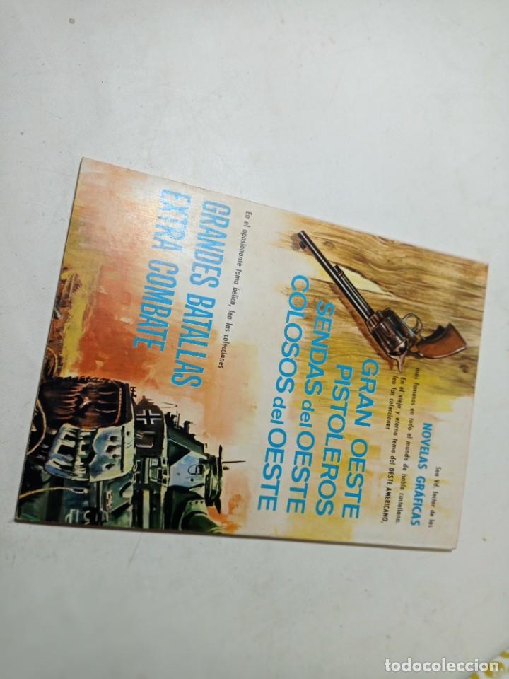 Tebeos: Original no copia agente secreto editorial ferma año 1966 - Foto 4 - 263938985