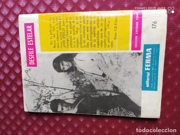 Tebeos: GRAN OESTE 176 ESTIRPE MALDITA FERMA 1962 BUEN ESTADO - Foto 4 - 264102060