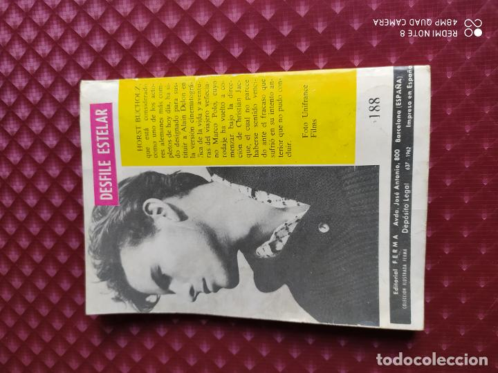 Tebeos: GRAN OESTE 188 JED KELLY EL CUATRERO FERMA 1962 BUEN ESTADO - Foto 4 - 264102605