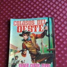 Tebeos: GRAN OESTE 21 OLIVER CURTIS PERRY EL AUDAZ FERMA 1964 BUEN ESTADO. Lote 264102980