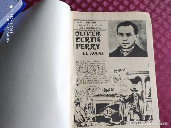 Tebeos: GRAN OESTE 21 OLIVER CURTIS PERRY EL AUDAZ FERMA 1964 BUEN ESTADO - Foto 2 - 264102980