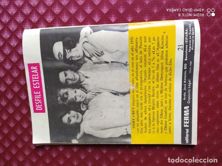 Tebeos: GRAN OESTE 21 OLIVER CURTIS PERRY EL AUDAZ FERMA 1964 BUEN ESTADO - Foto 3 - 264102980
