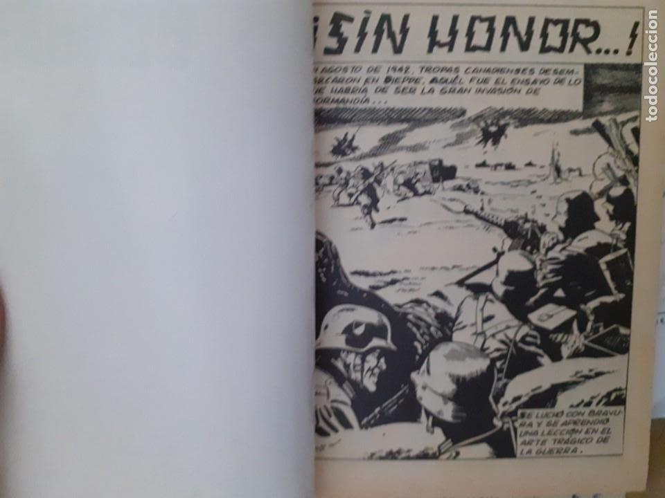 Tebeos: COMBATE-NOVELA GRÁFICA SEMANAL- Nº 205 -¡SIN HONOR!-1980-GRAN JOSÉ ORTIZ-ÚNICO EN TC-LEA-4778 - Foto 3 - 264329140