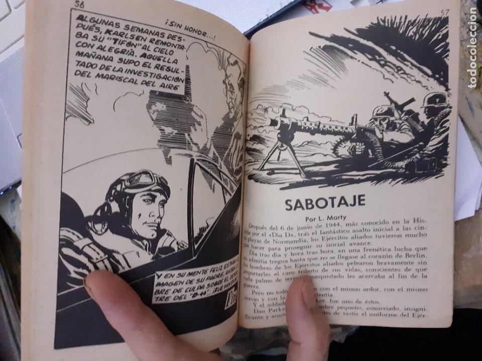 Tebeos: COMBATE-NOVELA GRÁFICA SEMANAL- Nº 205 -¡SIN HONOR!-1980-GRAN JOSÉ ORTIZ-ÚNICO EN TC-LEA-4778 - Foto 5 - 264329140