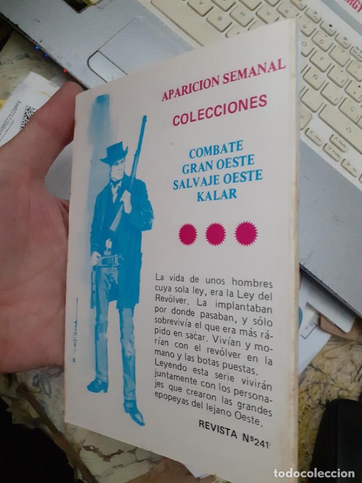 Tebeos: COMBATE-NOVELA GRÁFICA- Nº 241 -LAS RATAS DEL DESIERTO-1981-LUIS COLLADO-MUY DIFÍCIL-BUENO-LEA-4779 - Foto 3 - 264330348