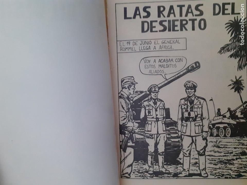Tebeos: COMBATE-NOVELA GRÁFICA- Nº 241 -LAS RATAS DEL DESIERTO-1981-LUIS COLLADO-MUY DIFÍCIL-BUENO-LEA-4779 - Foto 4 - 264330348