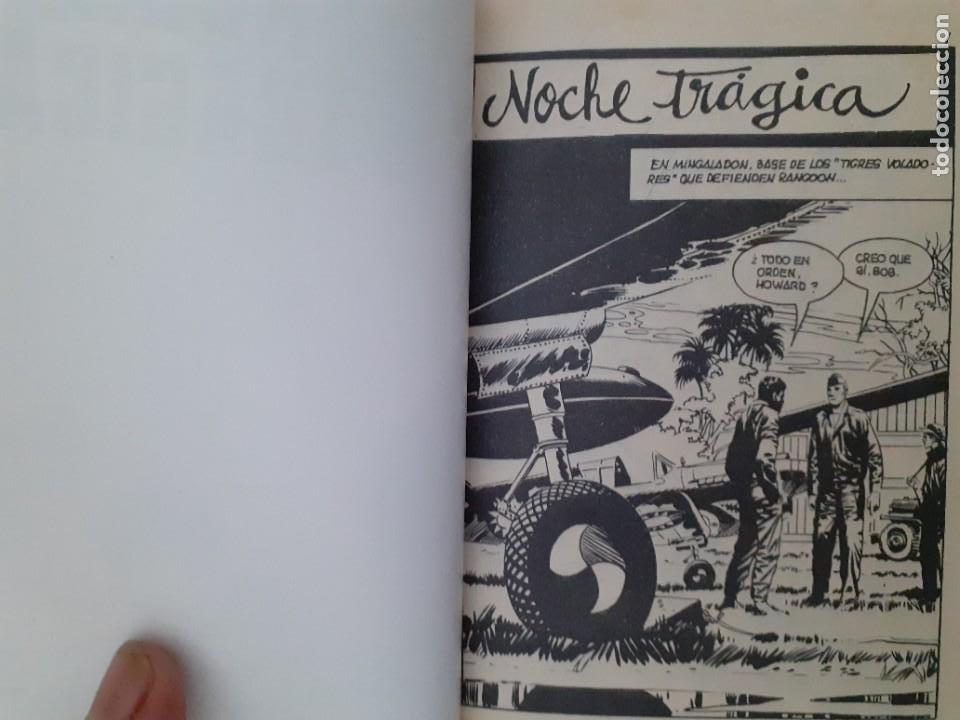 Tebeos: COMBATE-NOVELA GRÁFICA- Nº 242 -NOCHE TRÁGICA-1981-MUY DIFÍCIL-M. BUENO-LEAN POR FAVOR-4780 - Foto 4 - 264332028