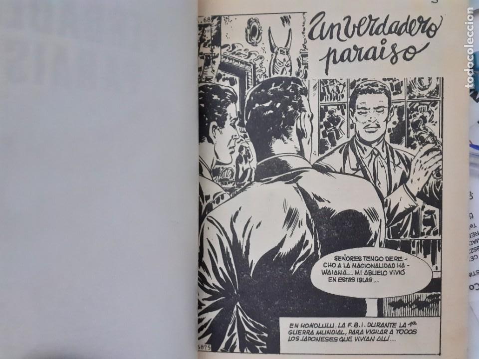Tebeos: COMBATE-NOVELA GRÁFICA- Nº 243 -UN VERDADERO PARAÍSO-1981-MUY DIFÍCIL-MUY BUENO-LEA- 4781 - Foto 4 - 264332884