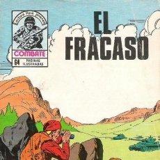Tebeos: COMBATE-NOVELA GRÁFICA SEMANAL- Nº 248 -EL FRACASO-1981-GRAN LUIS RAMOS-BUENO-ESCASO-LEA-4782. Lote 264336420