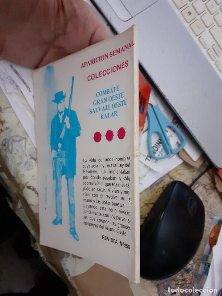 Tebeos: COMBATE-NOVELA GRÁFICA- Nº 250 -ARAKÁN-1981-JOSÉ TELLO-MUY DIFÍCIL-MUY BUENO-LEA-4783 - Foto 3 - 264337404