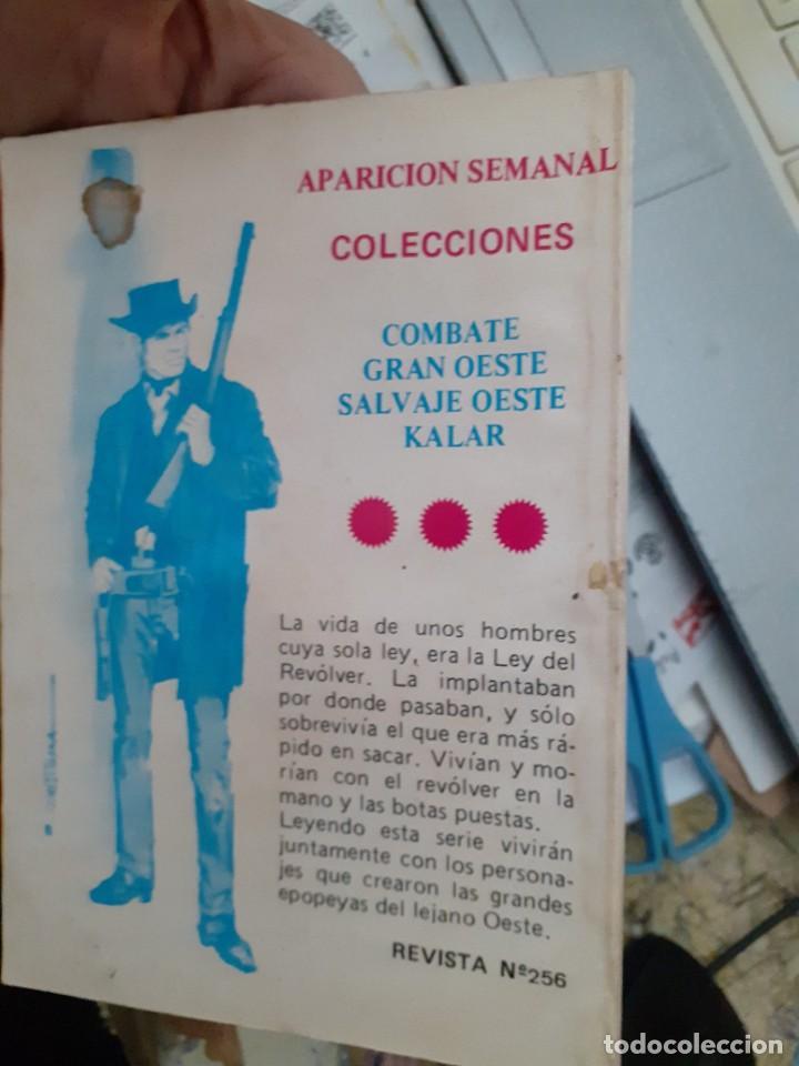 Tebeos: COMBATE-NOVELA GRÁFICA- Nº 256 -EL HIJO DEL HÉROE-1981-ARELI BEVIÀ-MUY DIFÍCIL-CASI BUENO-LEA-4785 - Foto 6 - 264355909