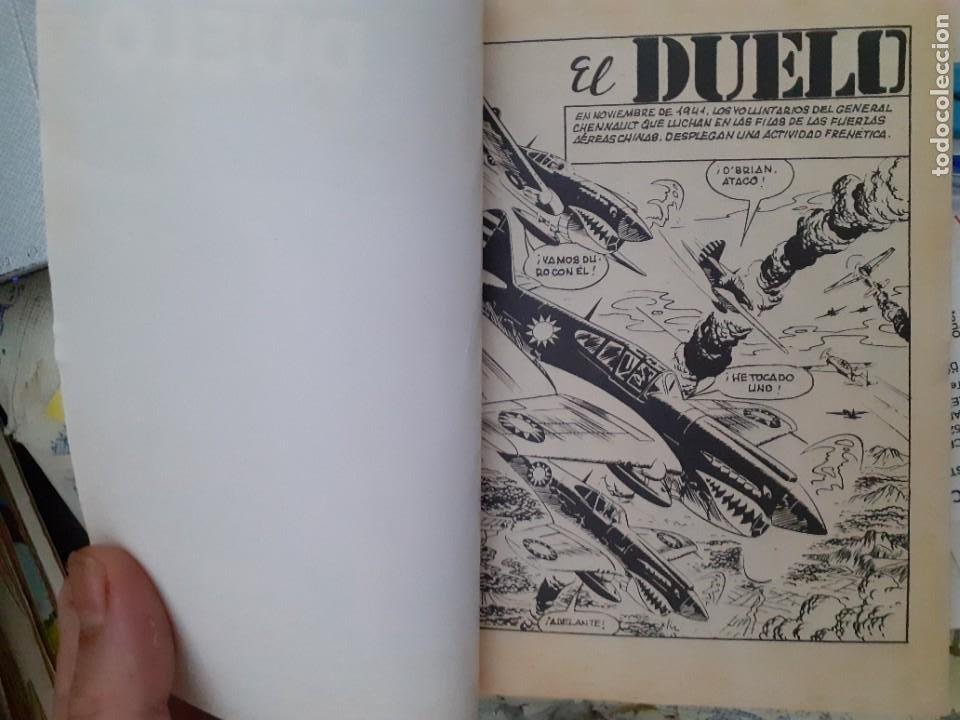 Tebeos: COMBATE-NOVELA GRÁFICA- Nº 262 -EL DUELO-1981-GRAN FÉLIX MOLINARI-EMOCIONANTE-DIFÍCIL-BUENO-LEA-4787 - Foto 4 - 264359604