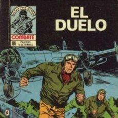 Tebeos: COMBATE-NOVELA GRÁFICA- Nº 262 -EL DUELO-1981-GRAN FÉLIX MOLINARI-EMOCIONANTE-DIFÍCIL-BUENO-LEA-4787. Lote 264359604