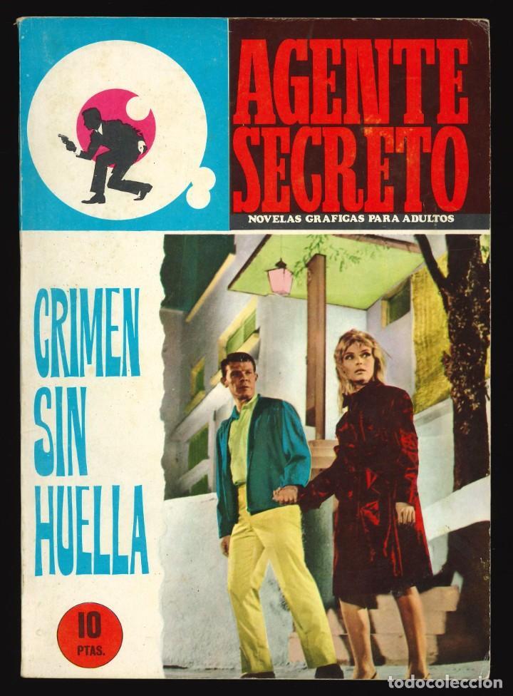 AGENTE SECRETO - FERMA / NÚMERO 25 (Tebeos y Comics - Ferma - Agente Secreto)