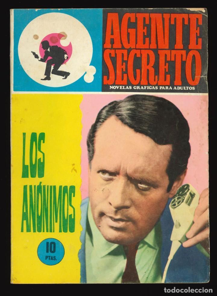 AGENTE SECRETO - FERMA / NÚMERO 26 (Tebeos y Comics - Ferma - Agente Secreto)