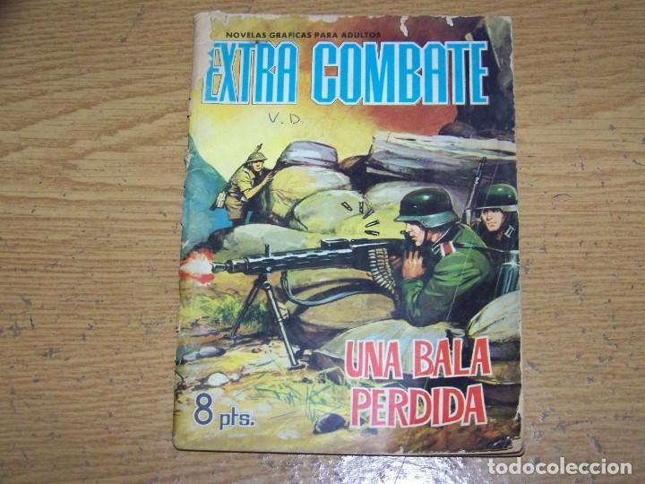 EXTRA COMBATE FERMAN 59 UNA BALA PERDIDA (Tebeos y Comics - Ferma - Combate)