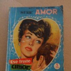 BDs: SERIE AMOR Nº 45 EDITORIAL FERMA. Lote 266413638