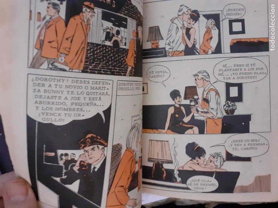 Tebeos: AGENTE SECRETO-FERMA- Nº 31 -LA TRAMPA MÁS ASTUTA-1966-JORDI BADESA-CASI BUENO-ÚNICO EN TC-LEA-4952 - Foto 6 - 266589393