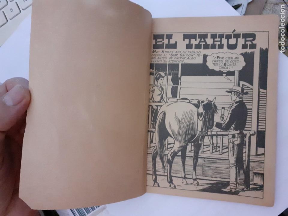 Tebeos: GRAN OESTE-FERMA- Nº 260 -EL TAHÚR-GRAN FELIPE BARNÈS-1963-ÚNICO EN TC-BUENO-LEA-5001 - Foto 4 - 267909659