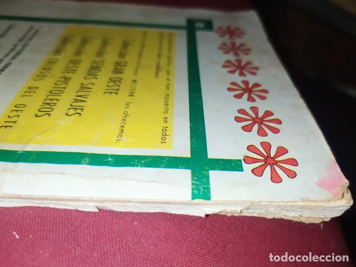 Tebeos: OESTE Nº 147 ELIMINAD A ESE TESTIGO PISTOLEROS EL FALSO DOCTOR NOVELA GRÁFICA EDITORIAL FERMA 1963 - Foto 6 - 268419084