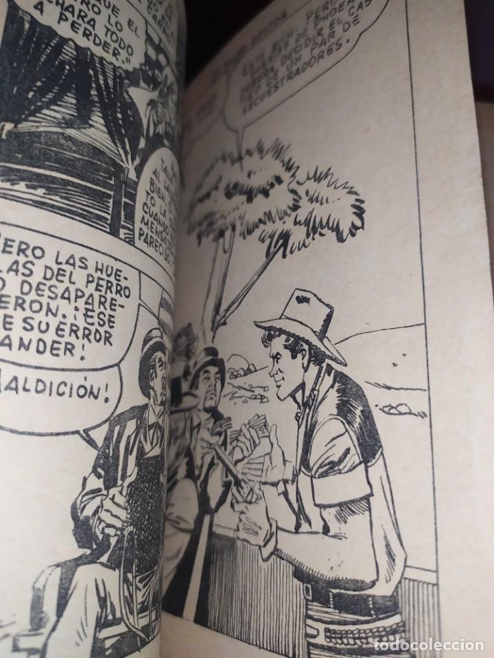 Tebeos: OESTE Nº 147 ELIMINAD A ESE TESTIGO PISTOLEROS EL FALSO DOCTOR NOVELA GRÁFICA EDITORIAL FERMA 1963 - Foto 8 - 268419084