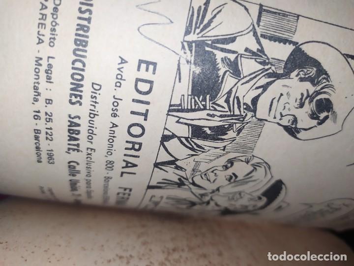 Tebeos: OESTE Nº 147 ELIMINAD A ESE TESTIGO PISTOLEROS EL FALSO DOCTOR NOVELA GRÁFICA EDITORIAL FERMA 1963 - Foto 10 - 268419084