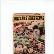Tebeos: ARCHIVO * HAZAÑAS GUERRERAS * N.3 * EXCLUSIVAS FERMA 1958 *. Lote 268743494