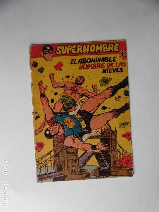 SUPERHOMBRE Nº 19 FERMA ORIGINAL (Tebeos y Comics - Ferma - Otros)