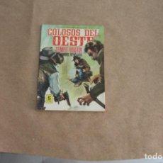 Livros de Banda Desenhada: COLOSOS DEL OESTE Nº 10, NOVELA GRÁFICA, EXCLUSIVAS FERMA. Lote 270616793