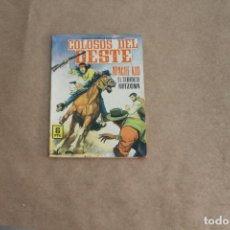 Livros de Banda Desenhada: COLOSOS DEL OESTE Nº 14, NOVELA GRÁFICA, EXCLUSIVAS FERMA. Lote 270616873