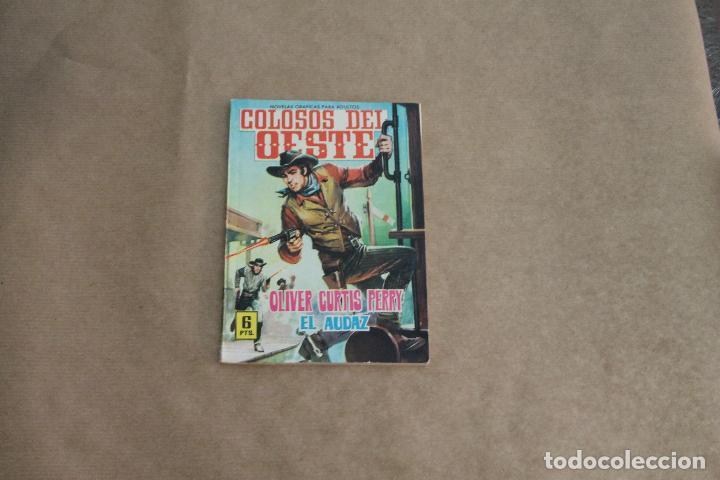 COLOSOS DEL OESTE Nº 21, NOVELA GRÁFICA, EXCLUSIVAS FERMA (Tebeos y Comics - Ferma - Colosos de Oeste)
