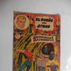 Tebeos: DUEÑO DEL ATOMO Nº 9 FERMA ORIGINAL. Lote 271526903