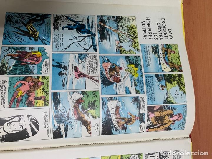 Tebeos: DAVID CROCKETT. EL HÉROE DE LA FRONTERA. EDITORIAL FERMA BARCELONA 1964. - Foto 13 - 272433223