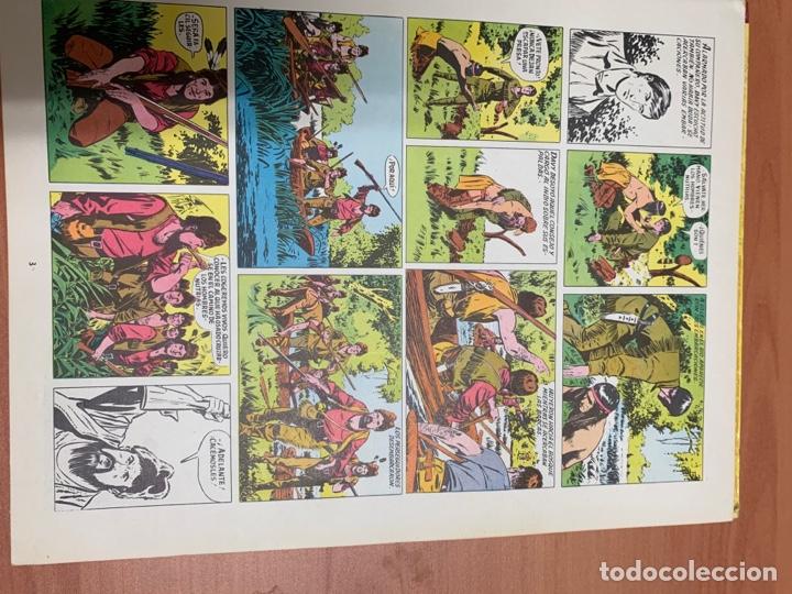 Tebeos: DAVID CROCKETT. EL HÉROE DE LA FRONTERA. EDITORIAL FERMA BARCELONA 1964. - Foto 17 - 272433223