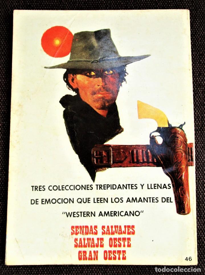 Tebeos: COMBATE Novela gráfica Nº 46 EL SECRETO DE UNA TUMBA 1976 Ver descripción y fotos - Foto 2 - 274753843