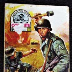 Tebeos: COMBATE NOVELA GRÁFICA Nº 54 TRAMPA MORTAL PRODUCCIONES EDITORIALES 1977 VER DESCRIPCIÓN Y FOTOS. Lote 274759648