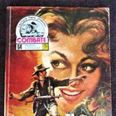 Tebeos: COMBATE NOVELA GRÁFICA Nº 59 EL IMPLACABLE PRODUCCIONES EDITORIALES 1977 VER DESCRIPCIÓN Y FOTOS. Lote 274765888